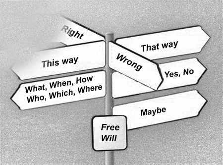 Is there free will ?